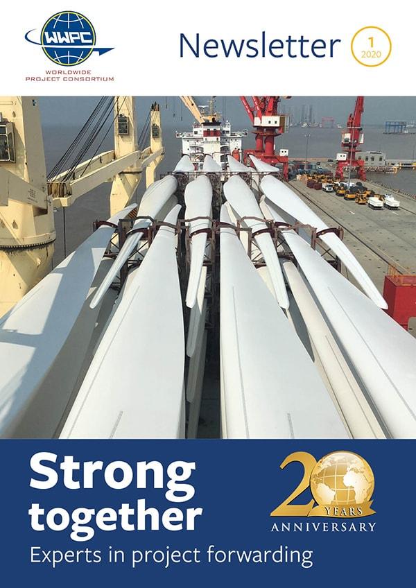 WWPC Newsletter cover.